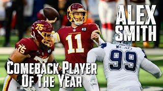 Alex Smith: The Greatest Comeback Story in NFL History